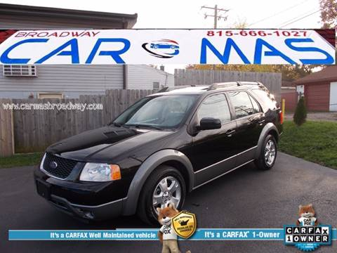 2005 Ford Freestyle for sale at Car Mas Broadway in Crest Hill IL