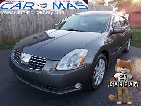 2006 Nissan Maxima for sale at Car Mas Broadway in Crest Hill IL