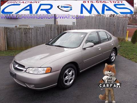 2001 Nissan Altima for sale at Car Mas Broadway in Crest Hill IL