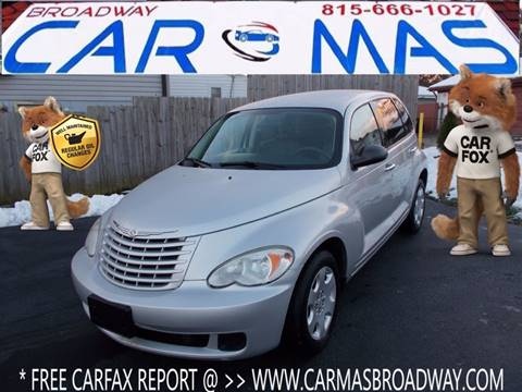 2008 Chrysler PT Cruiser for sale at Car Mas Broadway in Crest Hill IL