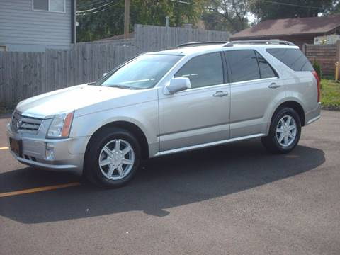 2005 Cadillac SRX for sale at Car Mas Broadway in Crest Hill IL