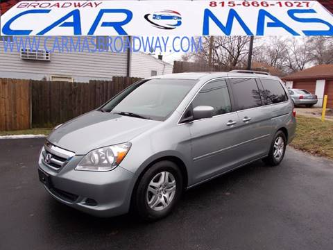 2006 Honda Odyssey for sale in Crest Hill, IL