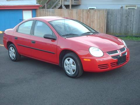 2005 Dodge Neon for sale at Car Mas Broadway in Crest Hill IL