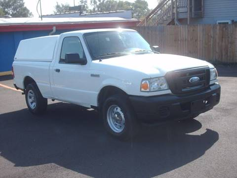 2008 Ford Ranger for sale at Car Mas Broadway in Crest Hill IL