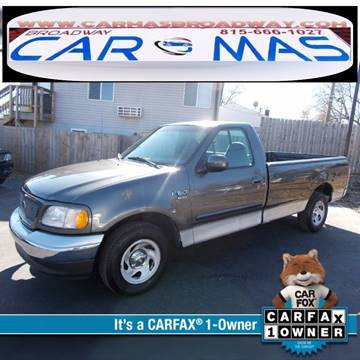 2003 Ford F-150 for sale at Car Mas Broadway in Crest Hill IL