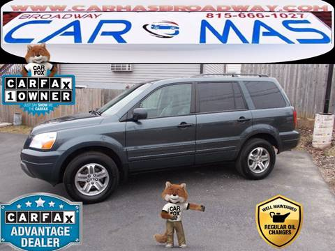 2005 Honda Pilot for sale at Car Mas Broadway in Crest Hill IL