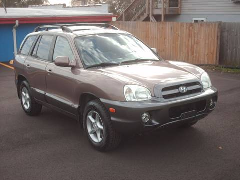 2006 Hyundai Santa Fe for sale at Car Mas Broadway in Crest Hill IL