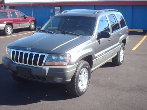 2002 Jeep Grand Cherokee for sale at Car Mas Broadway in Crest Hill IL