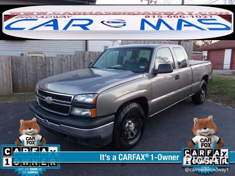 2006 Chevrolet Silverado 1500 for sale at Car Mas Broadway in Crest Hill IL
