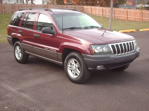 2003 Jeep Grand Cherokee for sale at Car Mas Broadway in Crest Hill IL