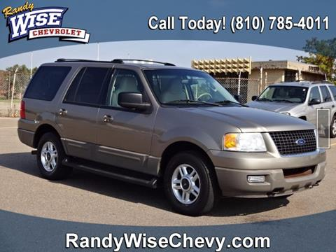 2003 Ford Expedition for sale in Flint, MI