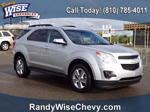 2015 Chevrolet Equinox for sale in Flint, MI