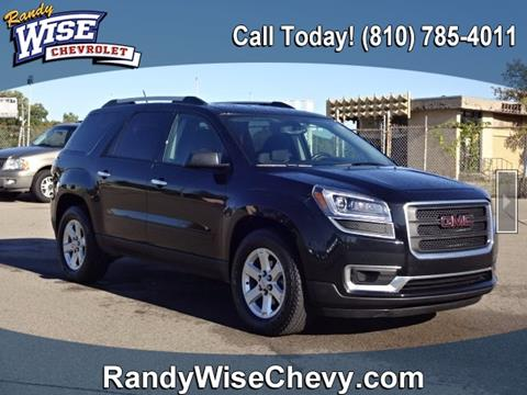 2014 GMC Acadia for sale in Flint, MI