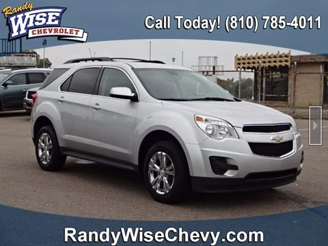 2011 Chevrolet Equinox for sale in Flint, MI