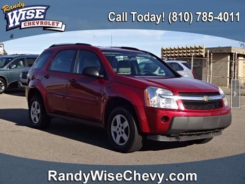 2006 Chevrolet Equinox for sale in Flint, MI