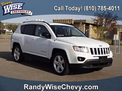 2012 Jeep Compass for sale in Flint, MI