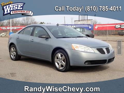 2009 Pontiac G6 for sale in Flint, MI
