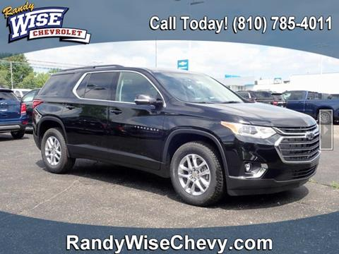 2020 Chevrolet Traverse for sale in Flint, MI