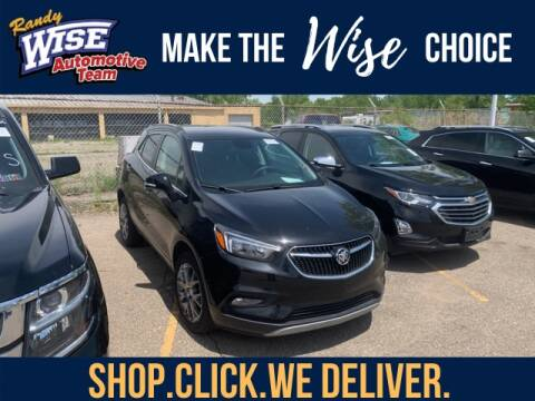 2017 Buick Encore Sport Touring for sale at Randy Wise Chevrolet in Flint MI