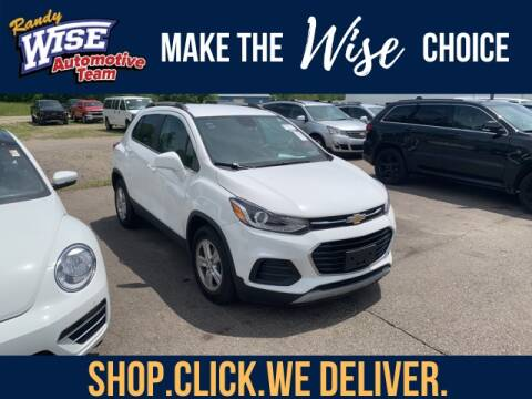 2017 Chevrolet Trax LT for sale at Randy Wise Chevrolet in Flint MI