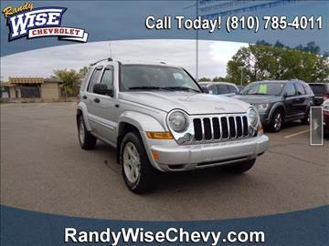 2007 Jeep Liberty for sale in Flint, MI