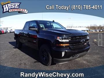 2017 Chevrolet Silverado 1500 for sale in Flint, MI