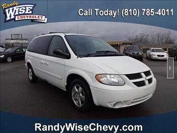 2006 Dodge Grand Caravan for sale in Flint, MI