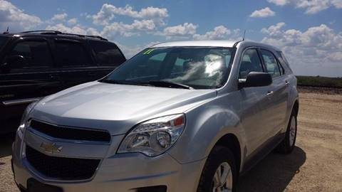 2011 Chevrolet Equinox for sale in Luana, IA