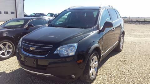 2014 Chevrolet Captiva Sport for sale in Luana IA