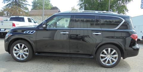 2012 Infiniti QX56 for sale in New Glarus, WI