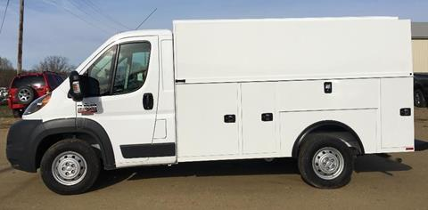 2017 RAM ProMaster Cutaway Chassis for sale in New Glarus, WI