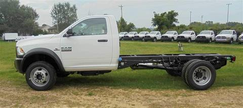 2017 RAM Ram Chassis 5500 for sale in New Glarus WI