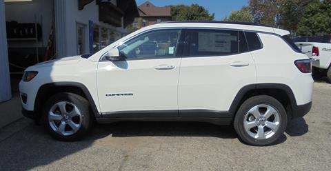 2018 Jeep Compass for sale in New Glarus WI