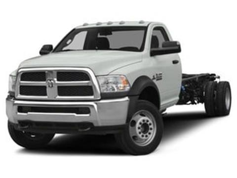 2018 RAM Ram Chassis 5500 for sale in New Glarus WI
