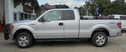 2014 Ford F-150 for sale in New Glarus WI