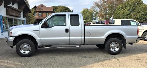 2006 Ford F-250 Super Duty for sale in New Glarus, WI