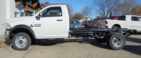 2018 RAM Ram Chassis 5500 for sale in New Glarus, WI