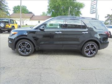 2014 Ford Explorer for sale in New Glarus, WI