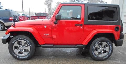 2017 Jeep Wrangler for sale in New Glarus, WI