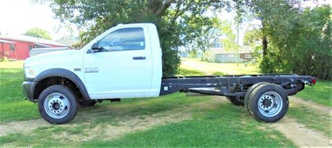 2017 RAM Ram Chassis 5500 for sale in New Glarus, WI