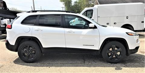 2017 Jeep Cherokee for sale in New Glarus, WI