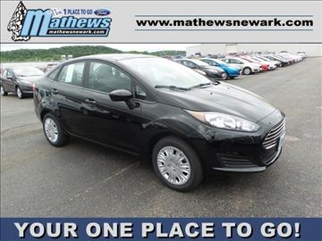 2017 Ford Fiesta for sale in Newark, OH