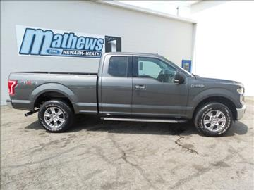 2015 ford f 150 newark oh columbus ohio pickup trucks vehicles for. Cars Review. Best American Auto & Cars Review