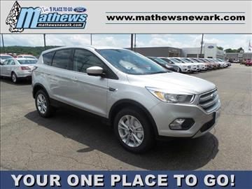 2017 Ford Escape for sale in Newark, OH