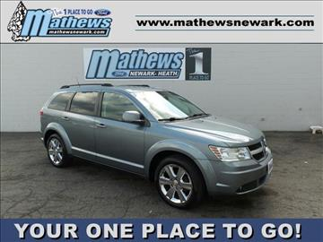 2010 Dodge Journey for sale in Newark, OH