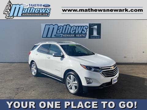 2020 Chevrolet Equinox for sale in Newark, OH