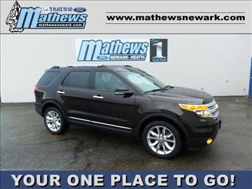 2014 Ford Explorer for sale in Newark, OH