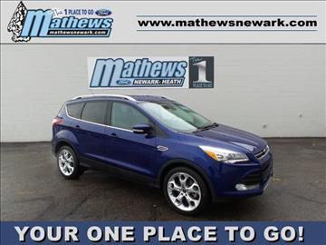 2014 Ford Escape for sale in Newark, OH