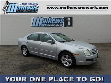 2006 Ford Fusion for sale in Newark, OH