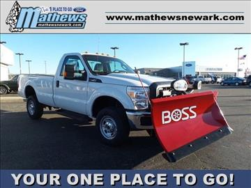 2016 Ford F-250 Super Duty for sale in Newark, OH